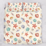 By The Sea Shore XM1009404CL Bedding Set