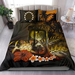 Cook Islands Tree Of Life Hourglass XP1109222CL Bedding Set