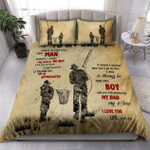 To My Dad Best Fishing Buddy XP1109177CL Bedding Set