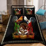 Rooster Mexico XP1109030CL Bedding Set