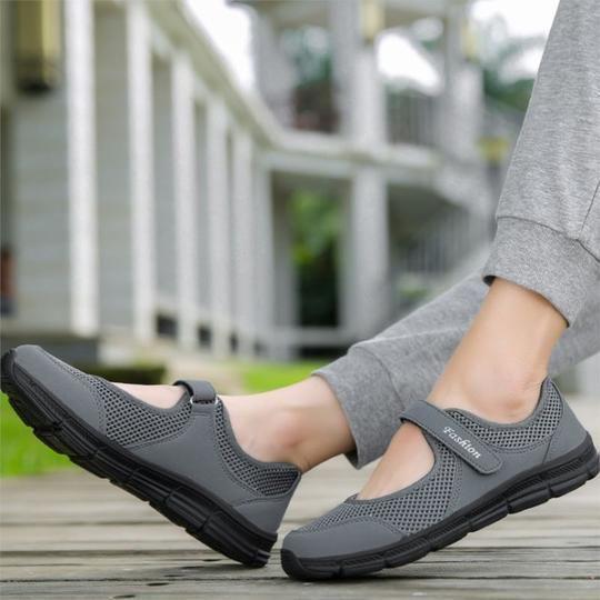 Fashion Mesh Breathable Sandals