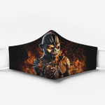 [Limited Edition] Iron Maiden Custom Design HD Facemask 2020 Edition IRM009L