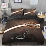 HD Motorcycle Bedding Set HD347L