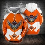 [Limited Edition] HD 3D ALL OVER PRINTED T-shirt Hoodie Zip Hoodie Sweatshirtd  - HD126L