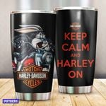 [Limited Edition] HD  Stainless Steel Tumbler HD107L