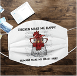 [Limited Edition] CK002L CHICKEN Facemask Custom Design 2020