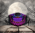 [LIMITED EDITION] HALLOWEEN SKULL FABRIC FACE COVER HW00109L