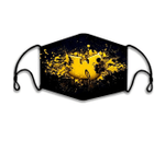 [Limited Edition] WU TANG Facemask Custom Design 2020 WT006L