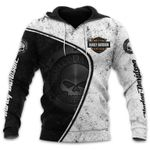 Motorcycle 3D all over printed clothes Tank Top T-shirt Hoodie Zip Hoodie Jacket Long Sleeved - HD171L