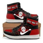 [Limited Edition] 3D All Over Printed Jason Voorhees Just Kill It Air Jordan JV001
