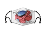 [Limited Edition] PINK FLOYD Facemask Custom Design 2020 PF0011L