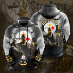 PS 3D ALL OVER PRINTED Custom Design Hoodie PS037L