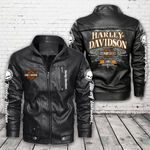 [Limited Edition] HD69 Leather Jacket Custom Design 2020