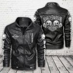 HD Vintage Leather Jacket Custom Design 2020 HD298L