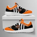 [Limited Edition] 3D All Over Printed HD66 Orange & Black Sneakers