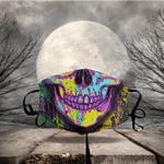 [LIMITED EDITION] HALLOWEEN FABRIC FACE COVER HW0066L