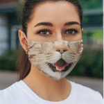 [Limited Edition] CT001L CAT Facemask Custom Design 2020