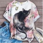 [LIMITED EDITION] CUSTOM DESIGN 2020 CAT TSHIRT CT016L