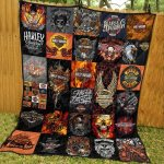[Limited Edition] HD Quilt Blanket HD134L