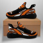 [Limited Edition] 3D All Over Printed HDL0002 Orange & Black Sneakers