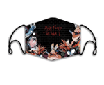 [Limited Edition] PINK FLOYD Facemask Custom Design 2020 PF0015L