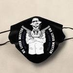 [LIMITED EDITION] HALLOWEEN NO LIVES MATTER SKULL FACE COVER SK0041C