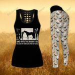 To The Barn Horse Legging and Hoodie Set