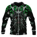 Boba Samurai 3D all over printed clothes Tank Top T-shirt Hoodie Zip Hoodie Jacket Long Sleeved - SM003