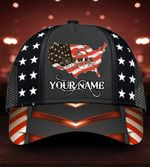 Personalized CB Printed Hat #90850