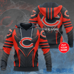 Personalized CB 3D Hoodie #56996