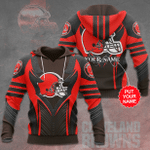 Personalized CB 3D Hoodie