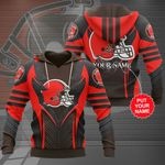 Personalized CB 3D Hoodie #83679