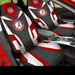 Alabama Crimson Tide football Car Seat Covers (SET OF 2) - v7