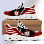 Alabama Crimson Tide football OW Shoes - v2