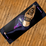 [Limited Edition] New Yoga Mat 27x72 inchs Design For True Fans RUG031305QNT
