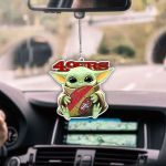 YDFBL009L CAR HANGING ORNAMENT