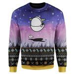 Ugly Star Wars Custom Sweater Apparel