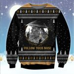 Follow Your Nose Sweater LOTR2809N1