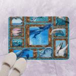 3D dolphin- C201157VT Bath Math