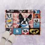 Boston Terrier PKT210643 Bath Math