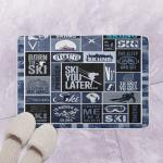 Ski You Later PKT200652 Bath Math