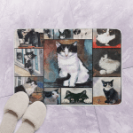 Cat D010720 Bath Mat