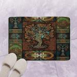 Celtic Tree Of Life D010734 Bath Mat