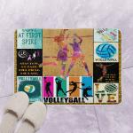 Volleyball CL280689 DD Bath Mat
