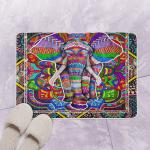 Elephant color 0407 Bath Mat