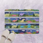 Dinosaur CL070644 Bath Mat