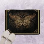 DS Butterfly QN130707 Bath Mat
