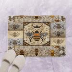 Bee Kind CLT150605 Bath Mat