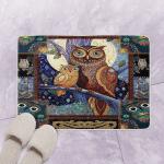 Owl BT230723B Bath Mat