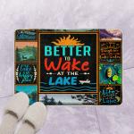 DS Lake NA270705 Bath Mat